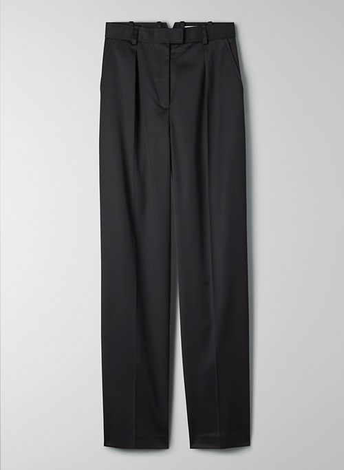 SWIFT PANT - High-rise suiting trousers