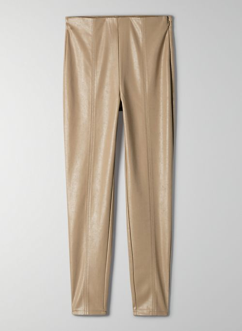 MACE PANT - Skinny vegan leather pants