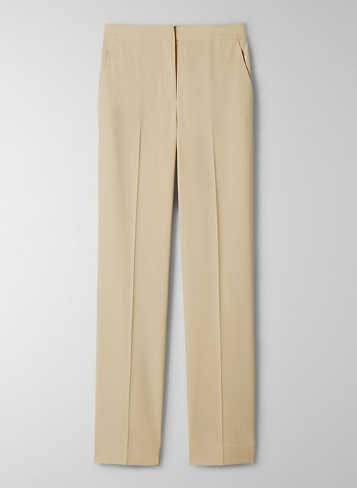 WAYLAND PANT - High-waisted, long trousers