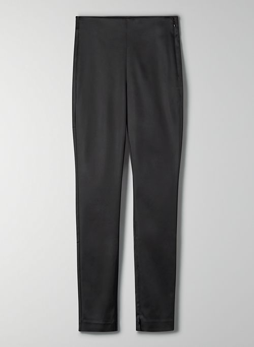 FUSE PANT - High-waisted satin pants