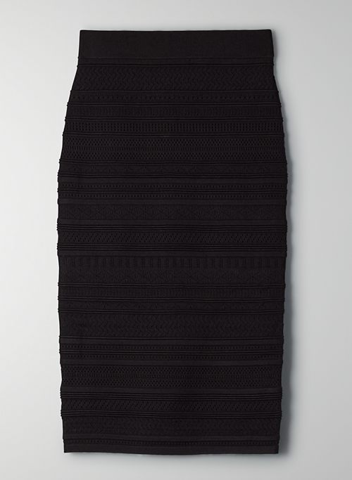 BODYCON TUBE SKIRT - Bodycon pencil skirt