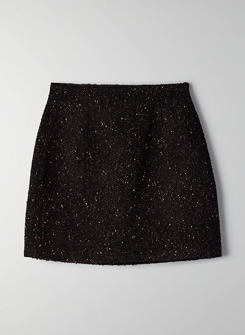 LITTLE TWEED SKIRT | Aritzia