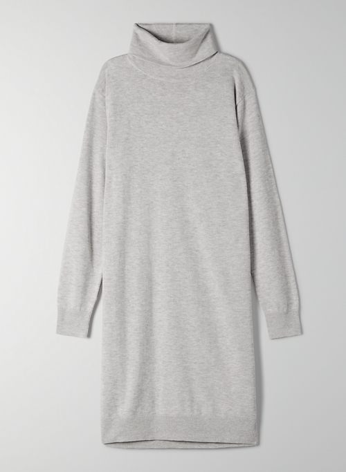 MULRAY DRESS - Turtleneck sweater dress