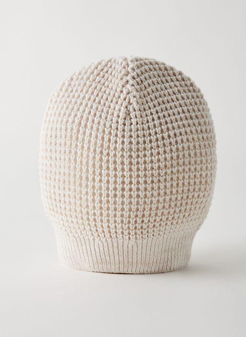 COLD SNAP BEANIE - Slouchy knit beanie