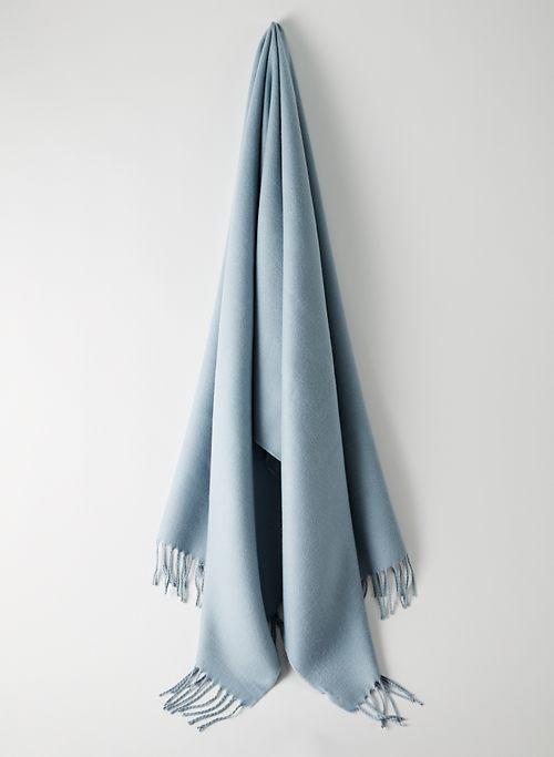 LAUREN FRINGE SCARF - Long fringe scarf