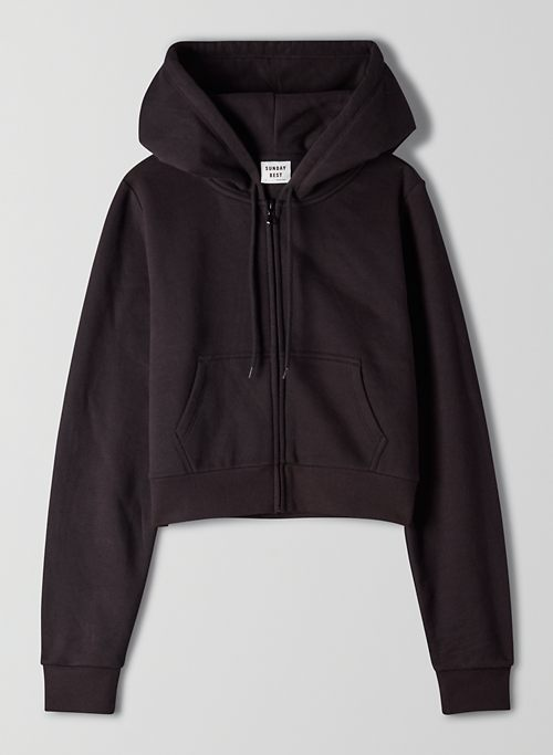 JOURNEY ZIP-UP - Zip-up fleece hoodie