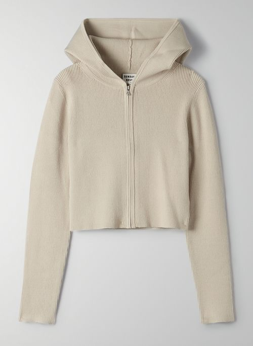 FOREST ZIP-UP - Zip-up hooded sweater