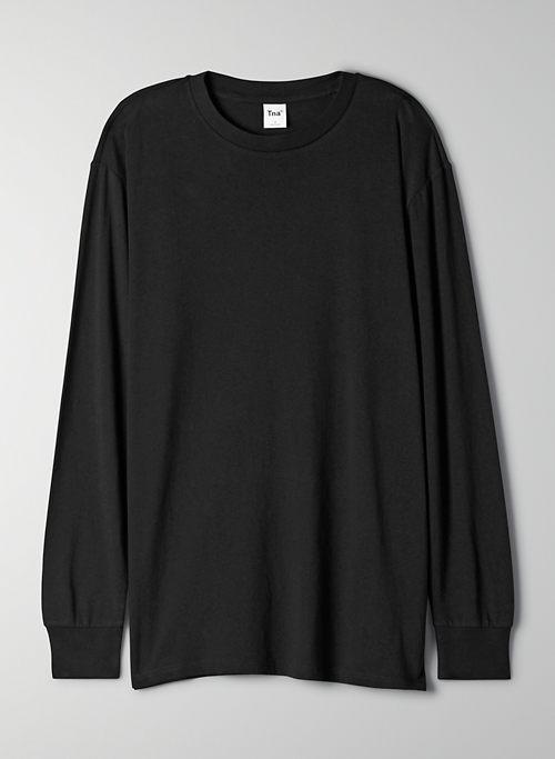 TOUR LONGSLEEVE - Long-sleeve, crew-neck shirt