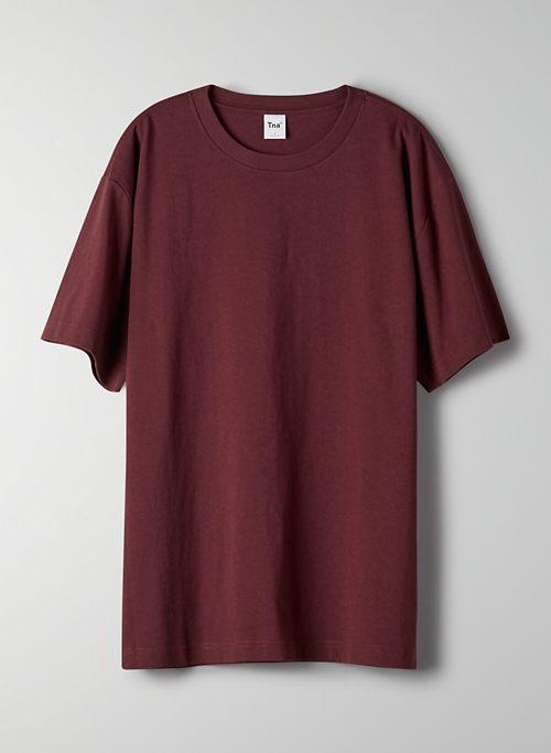 ALPHA T-SHIRT - Cotton crew-neck t-shirt