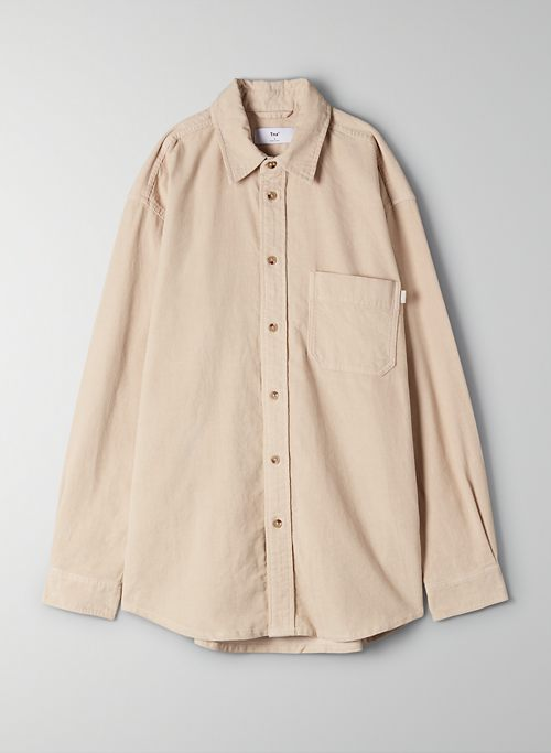 LUDLOW BUTTON-UP