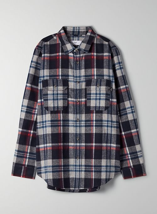SELBY BUTTON-UP