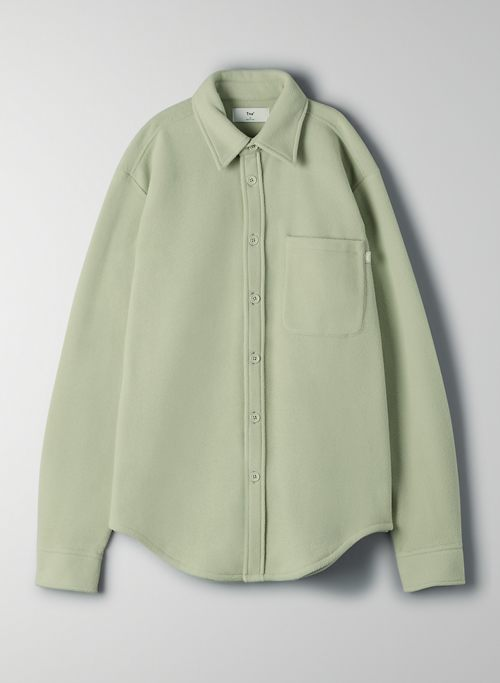 POLAR BUTTON-UP - Fleece button-up