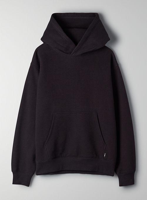 COZY FLEECE PERFECT HOODIE - Cozy As Fleece, classic pullover hoodie
