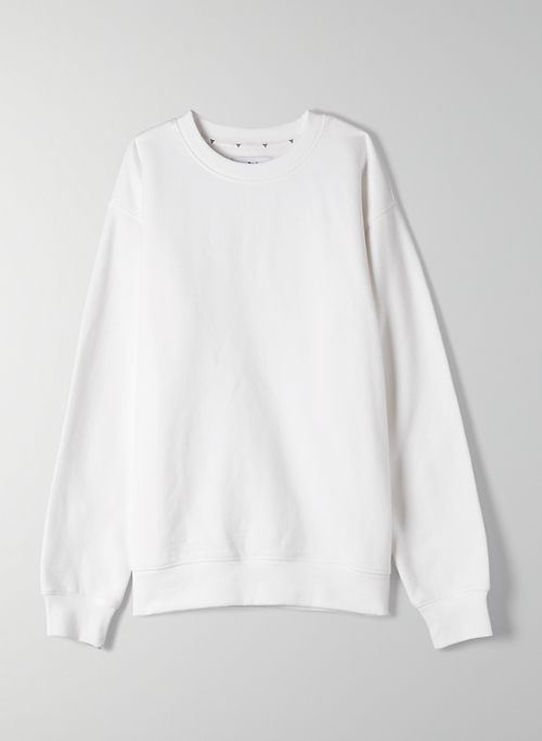 COZYAF PERFECT CREW SWEATSHIRT | Aritzia