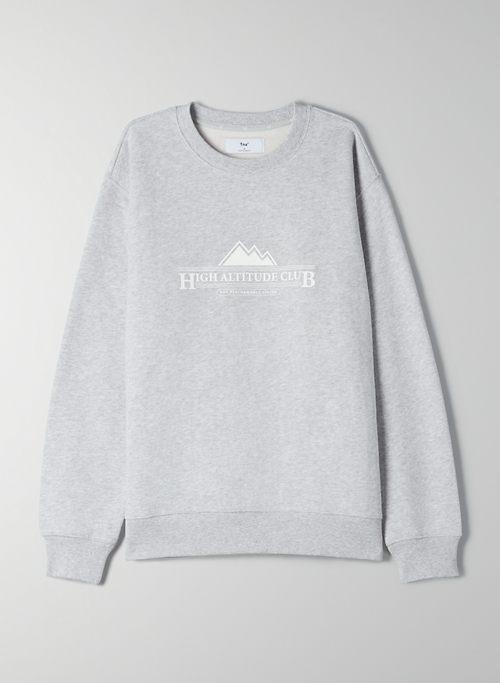 COZYAF PERFECT CREW SWEATSHIRT - Cozy As Fleece, crew-neck sweatshirt