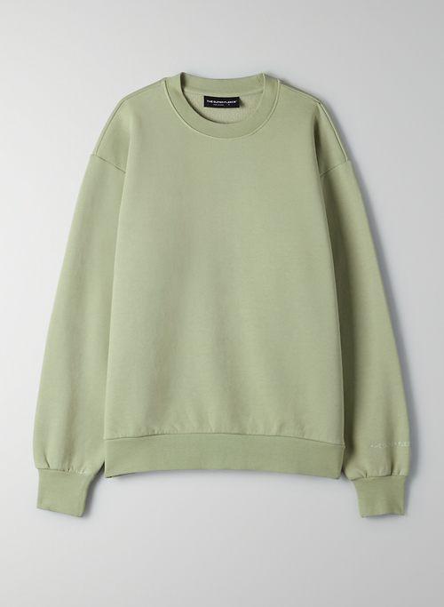 THE SUPER FLEECE™ CREW SWEATSHIRT - Fleece crew-neck sweatshirt