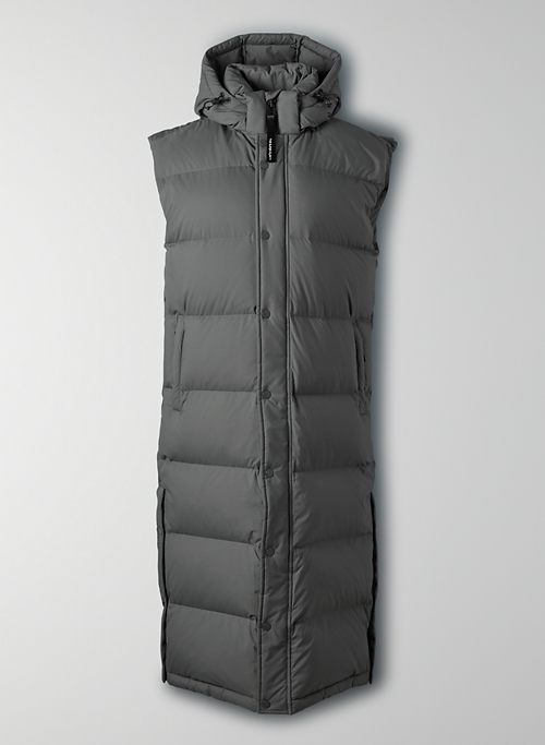 THE SUPER PUFF™ LONG VEST
