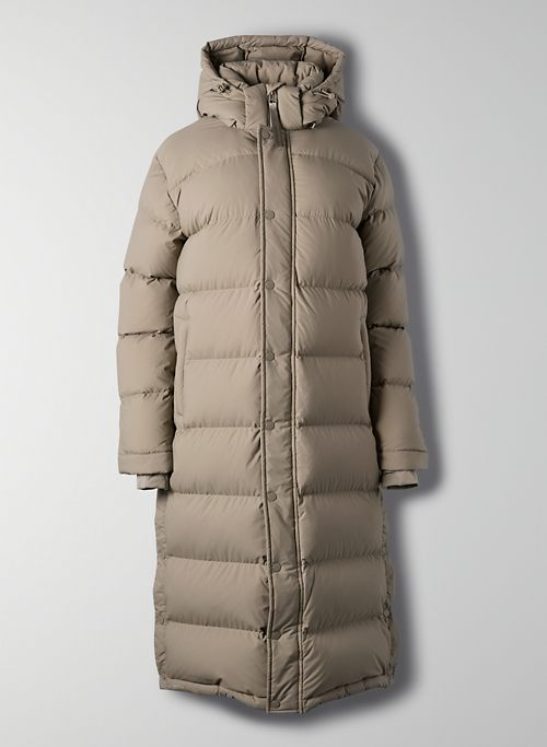 THE SUPER PUFF™ LONG - Long puffer jacket
