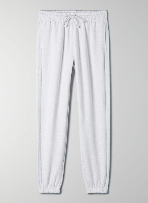 COZY FLEECE BOYFRIEND SWEATPANT - Boyfriend-fit sweatpants