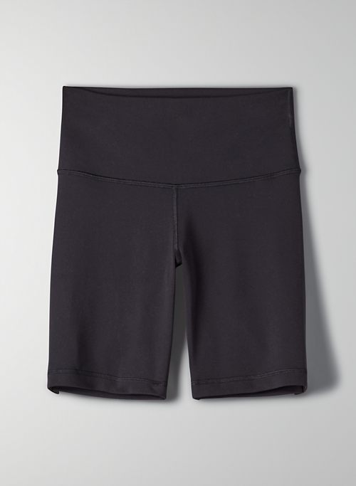 "TNALIFE ATMOSPHERE HI-RISE 7"" SHORT - High-waisted bike shorts"