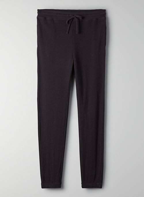 THERMAL HIGH-RISE JOGGER | Aritzia