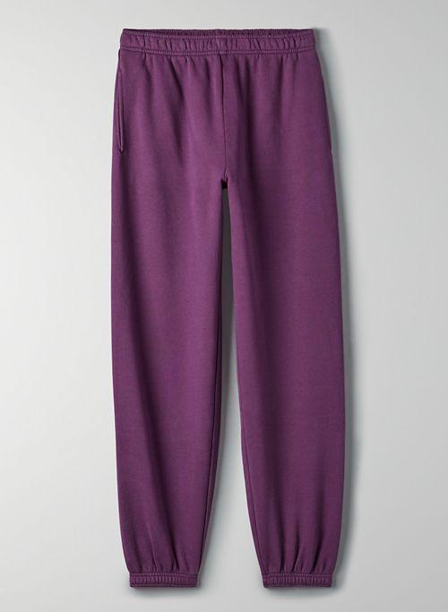 COZY FLEECE MEGA SWEATPANT - Oversized sweatpants
