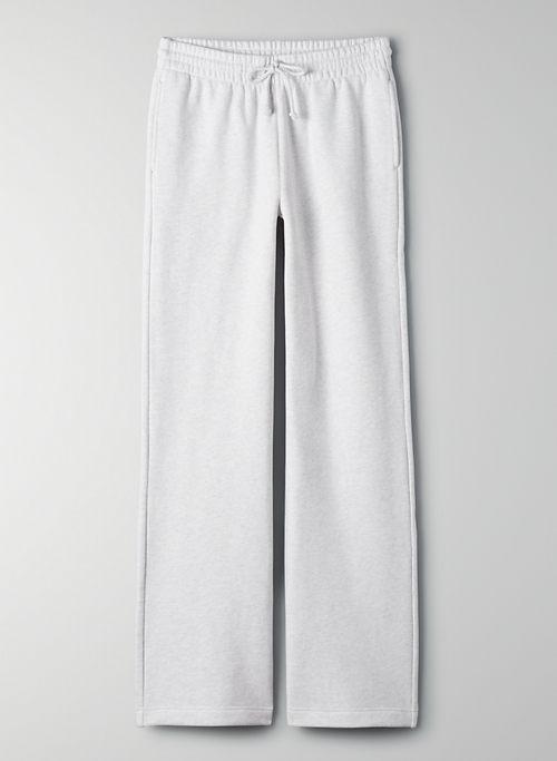 COZYAF BOYFRIEND WIDE SWEATPANT - Cozy As Fleece, wide-leg sweatpants