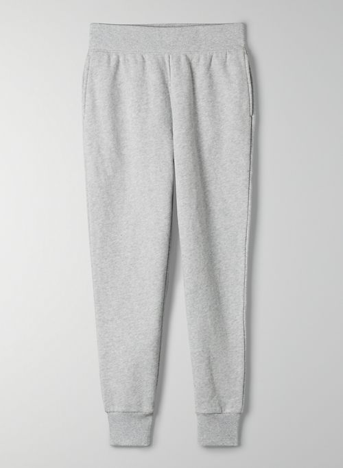 COZYAF PERFECT POCKET SWEATPANT - Cozy As Fleece, mid-rise pocket sweatpants