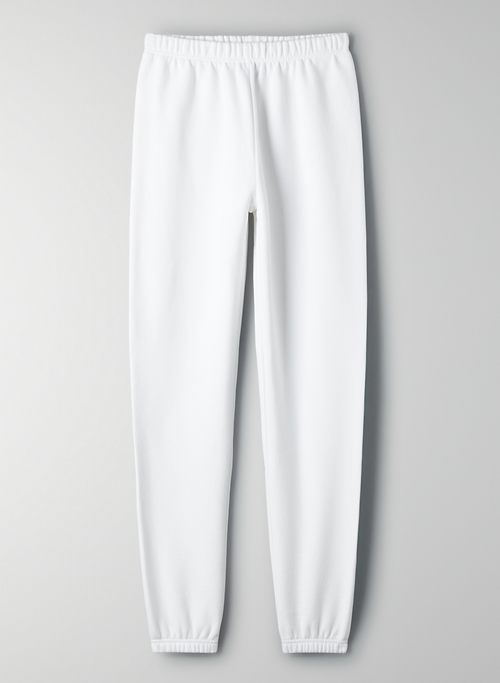 COZYAF PERFECT HI-RISE SWEATPANT - High-rise sweatpant