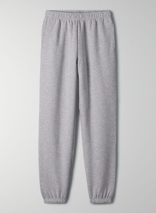 COZYAF BOYFRIEND BASIC SWEATPANT - Cozy As Fleece, Boyfriend-fit sweatpants