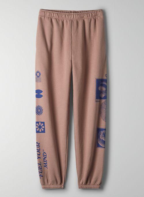 COZYAF MEGA SWEATPANT - Cozy As Fleece, mega-fit sweatpant