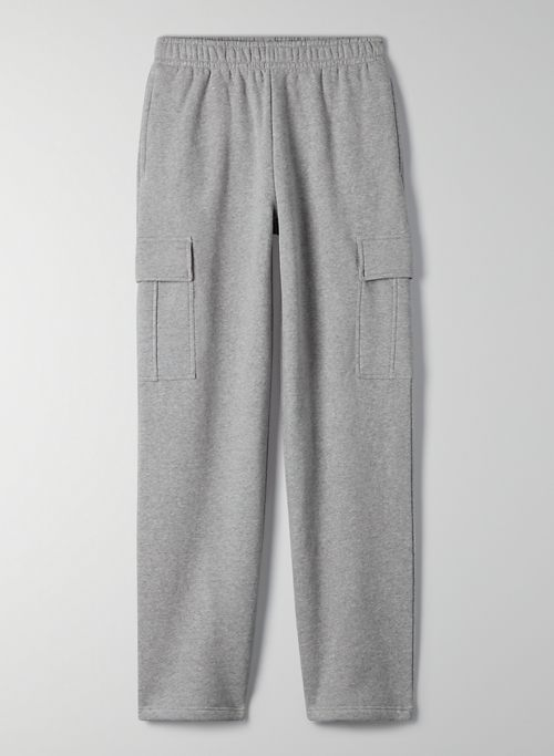 COZYAF BOYFRIEND CARGO SWEATPANT - Cozy As Fleece cargo sweatpants