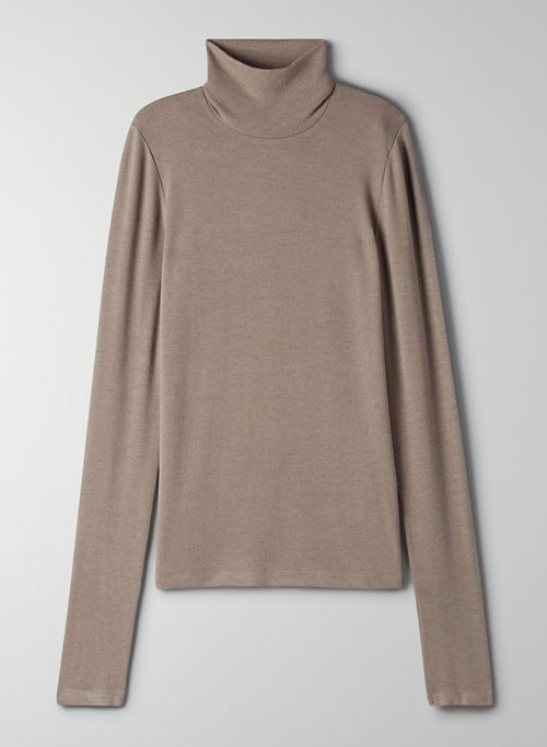 ONLY TURTLENECK - Ribbed long-sleeve turtleneck