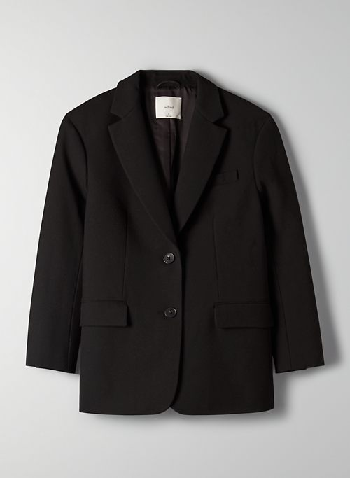 NASSAU BLAZER - Single-breasted oversized blazer