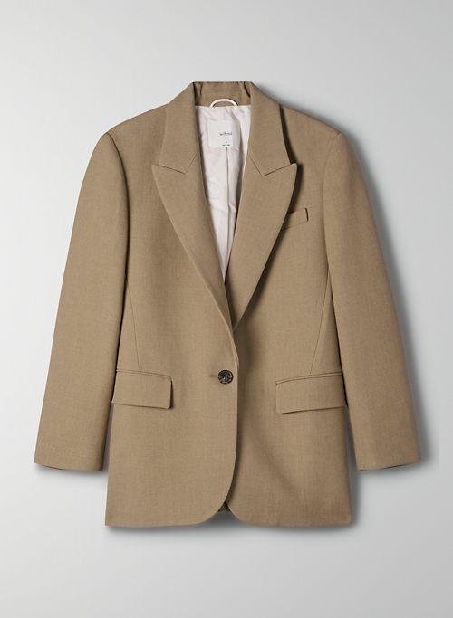SANTOS BLAZER - Relaxed single-breasted blazer