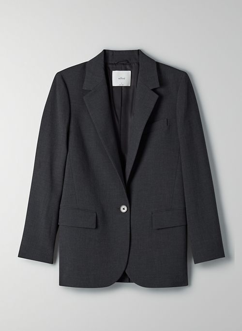 NOSTALGIA BLAZER - Oversized single-breasted blazer