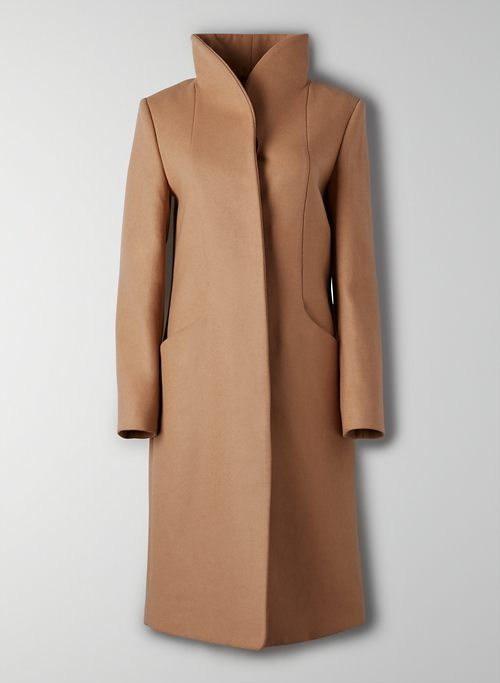 THE COCOON COAT LONG | Aritzia