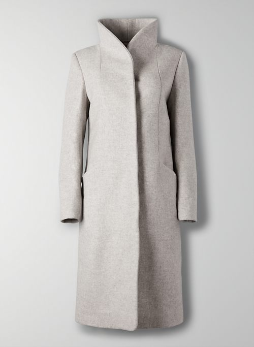 THE COCOON COAT LONG