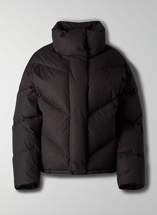 THE CLOUD PUFF™ - High neck down puffer jacket