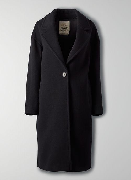 ROCCO COAT - Oversized wool coat