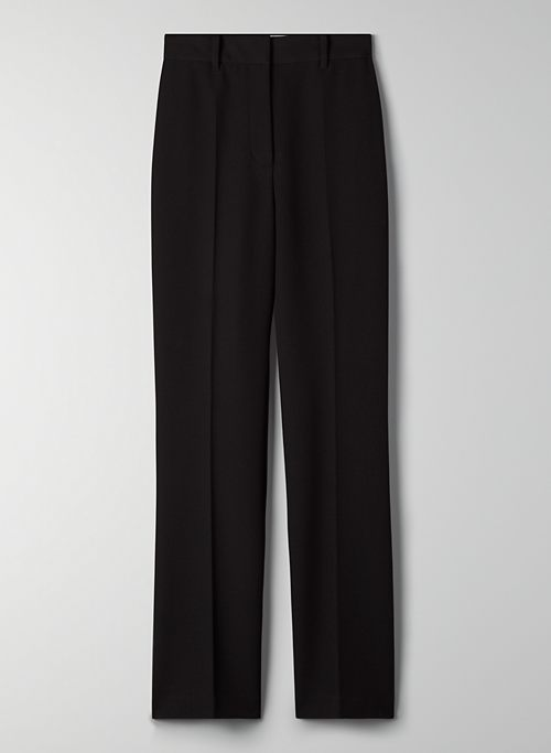 PROSECCO PANT - High-waisted bootcut trouser