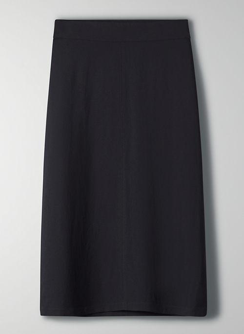 ORTA SKIRT - A-line midi skirt
