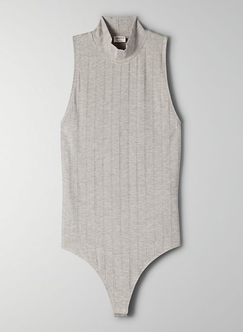 LEO BODYSUIT - Turtleneck tank bodysuit