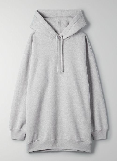 BEASLEY HOODIE - Oversized fleece hoodie
