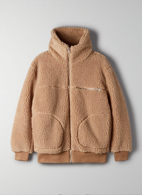 THE TEDDY JACKET | Aritzia