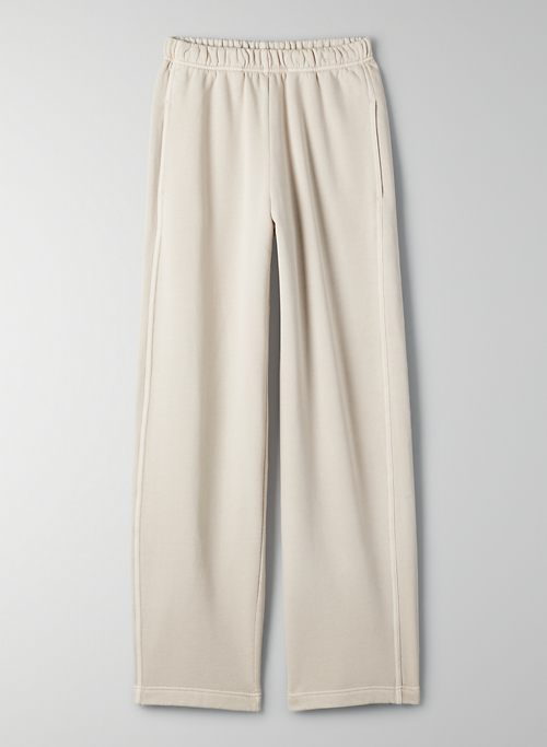 FREE FLEECE SWEATPANT - Organic cotton fleece sweatpants