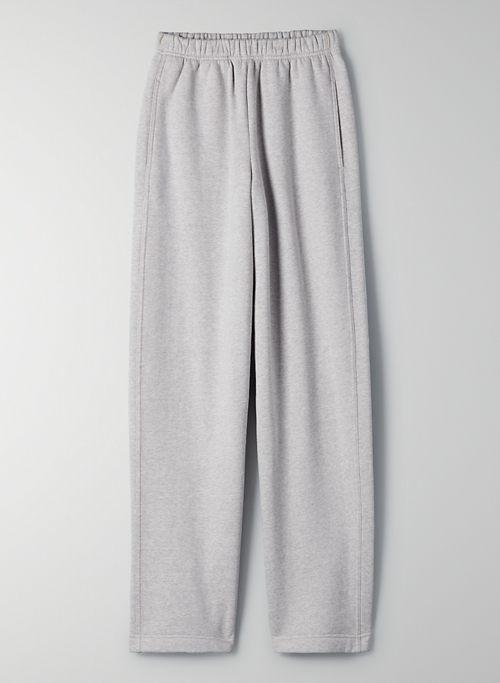 FREE FLEECE SWEATPANT - Organic cotton fleece sweatpants