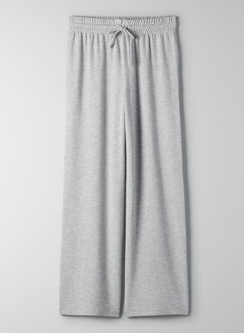 PISCES CROPPED SWEATPANT
