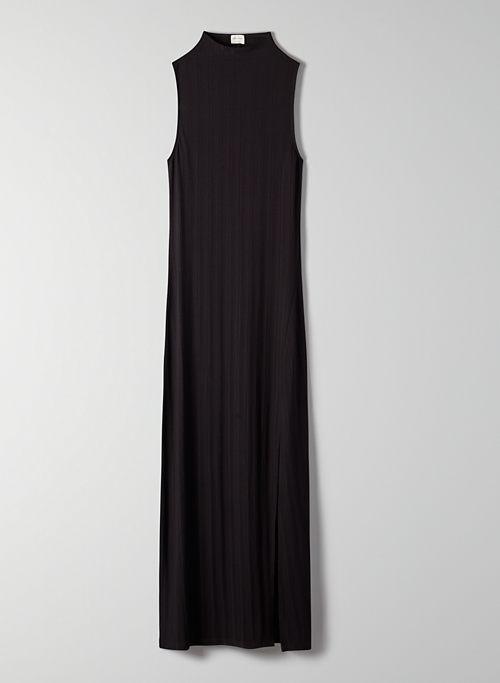 LEO DRESS - Mock-neck bodycon dress