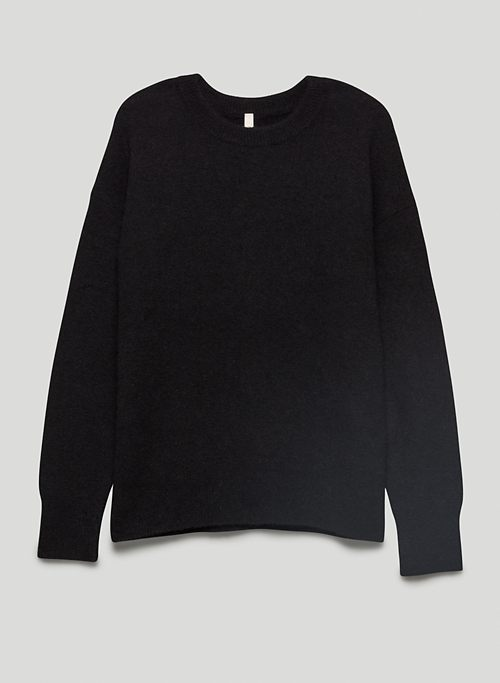 THURLOW SWEATER - Relaxed crew-neck sweater